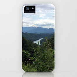 Great Smokey Mountains National Park iPhone Case
