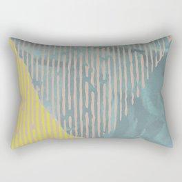 Colorigami Rectangular Pillow