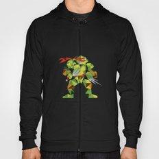Twin Sai Turtle Hoody
