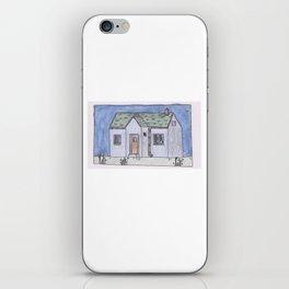 Southern California House iPhone Skin