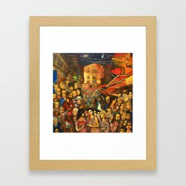 Vucciria#2013 Framed Art Print