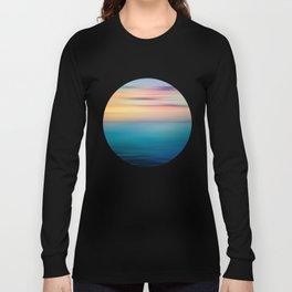 Abstract Seascape Langarmshirt