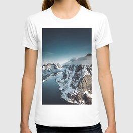 lofoten skyline T-shirt