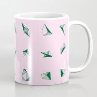 diamonds Mugs featuring DIAMONDS by ZARYA