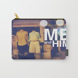 Me and Him Carry-All Pouch