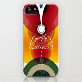 Gadfly Success iPhone Case