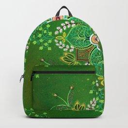 Leaf Backpack