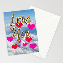 Love greetings,love cards,i love you cards,love greeting cards,birthday card for lover,romantic cards Stationery Cards