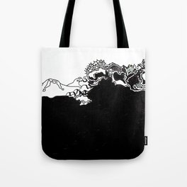 The Tsunami Tote Bag