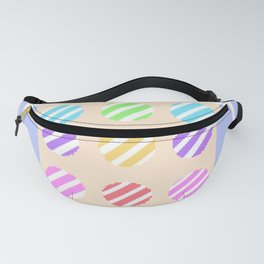 Candy Crazy Fanny Pack