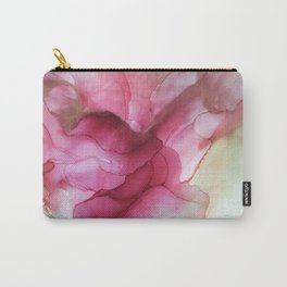Fluid Rose Carry-All Pouch