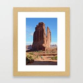 Park Avenue Framed Art Print