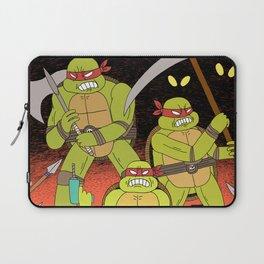 TURTLES FIGHTERS - REVENGE Laptop Sleeve