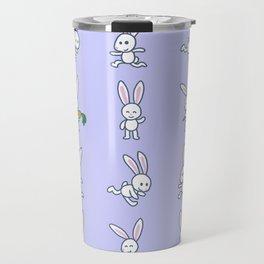 Stickimals - Bunny Travel Mug