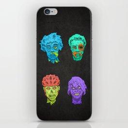 Zombie Quartet iPhone Skin