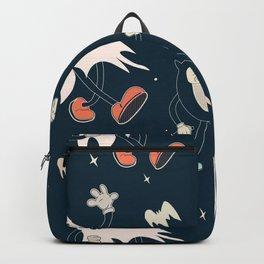 Halloween Creatures Backpack