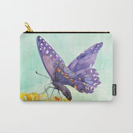Butterfly#1 Carry-All Pouch