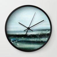nordic Wall Clocks featuring nordic  by Iris Lehnhardt