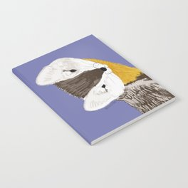 Cute Sable (detail) (c) 2017 Notebook