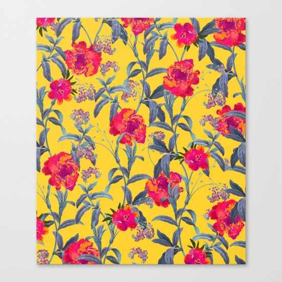 Come Into Blossom #society6 #decor #buyart Canvas Print