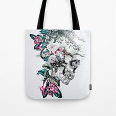 Momento Mori Rev V Tote Bag