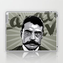 Emiliano Zapata - Trinchera Creativa Laptop & iPad Skin