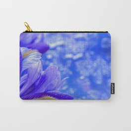 Spring iris Carry-All Pouch