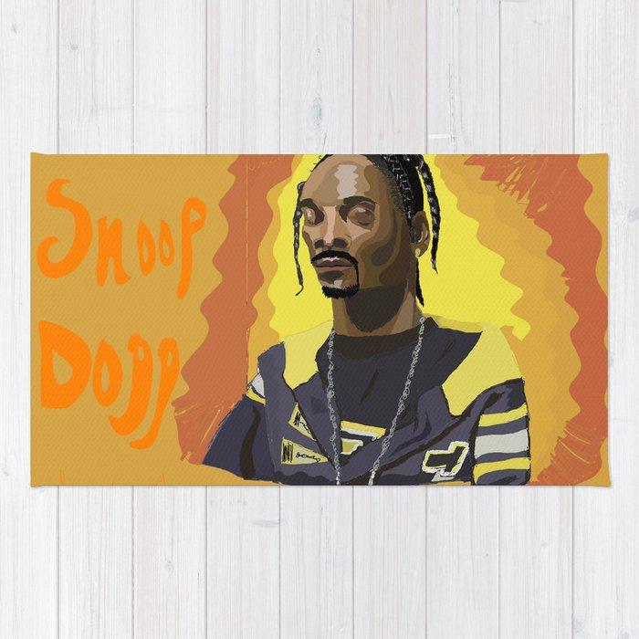 Snoop D.O.Double G. Rug