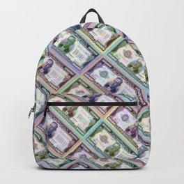 240 Million Dollars Slanted Money Bling Cash Dollar Bills Loot Coin Backpack
