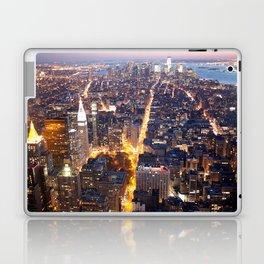 NYC FIRE Laptop & iPad Skin