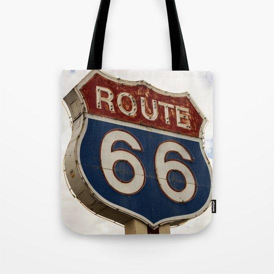 U.S. Route 66  Tote Bag