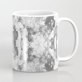 Abstract 20 Gray Coffee Mug