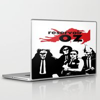 oz Laptop & iPad Skins featuring Reservoir Oz by Bill Bushman