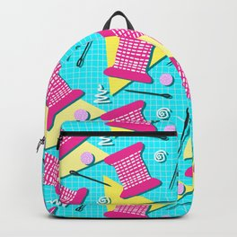 Memphis Sewing - Brights Backpack