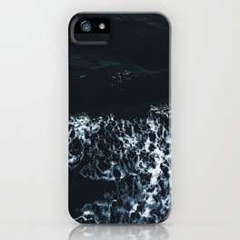 Crash Me With Silence iPhone Case