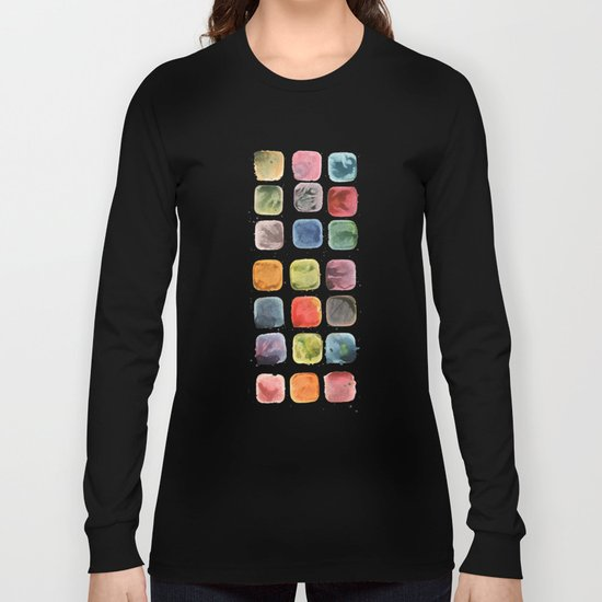 Colors in Suspension Long Sleeve T-shirt