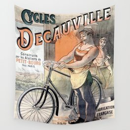 Decauville Wall Tapestry