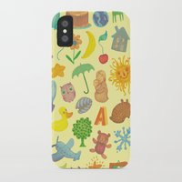 be happy iPhone & iPod Cases featuring Happy by Vlad Stankovic