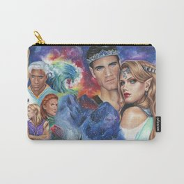 A Court of Mist and Fury Carry-All Pouch
