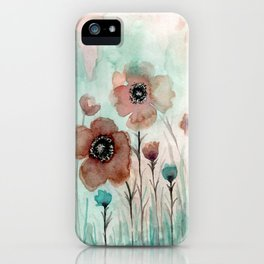 Hazy Daze iPhone Case