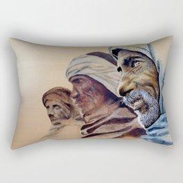 FREE SPIRITS - sunny version Rectangular Pillow