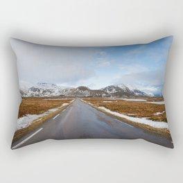 Beautiful Norway Rectangular Pillow