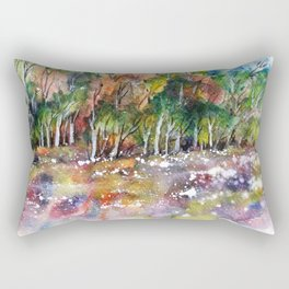 Enchanted Woods Rectangular Pillow