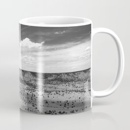 Oklahoma Beauty Black White Coffee Mug