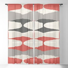 Zaha Mengo Sheer Curtain