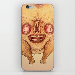 POSSESSED RAW CHICKEN iPhone Skin