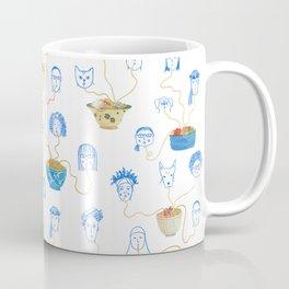 Noodle Eaters Coffee Mug