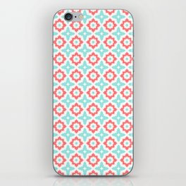 Moroccan Tile iPhone Skin