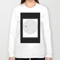 universe Long Sleeve T-shirts featuring universe by oguzhan