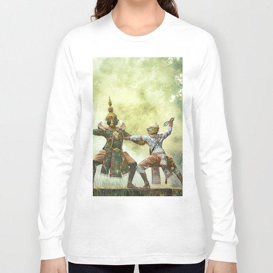 Actor Indian sport Theater Long Sleeve T-shirt